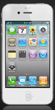 Apple iPhone ( 4) - 16Gb White