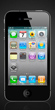 Apple iPhone ( 4 S) - 16Gb Black