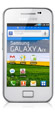 Galaxy Ace S5830 trắng